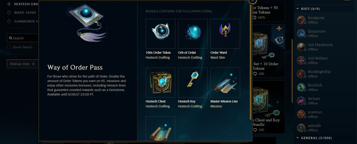 Can You Gift Hextech Crafting Items