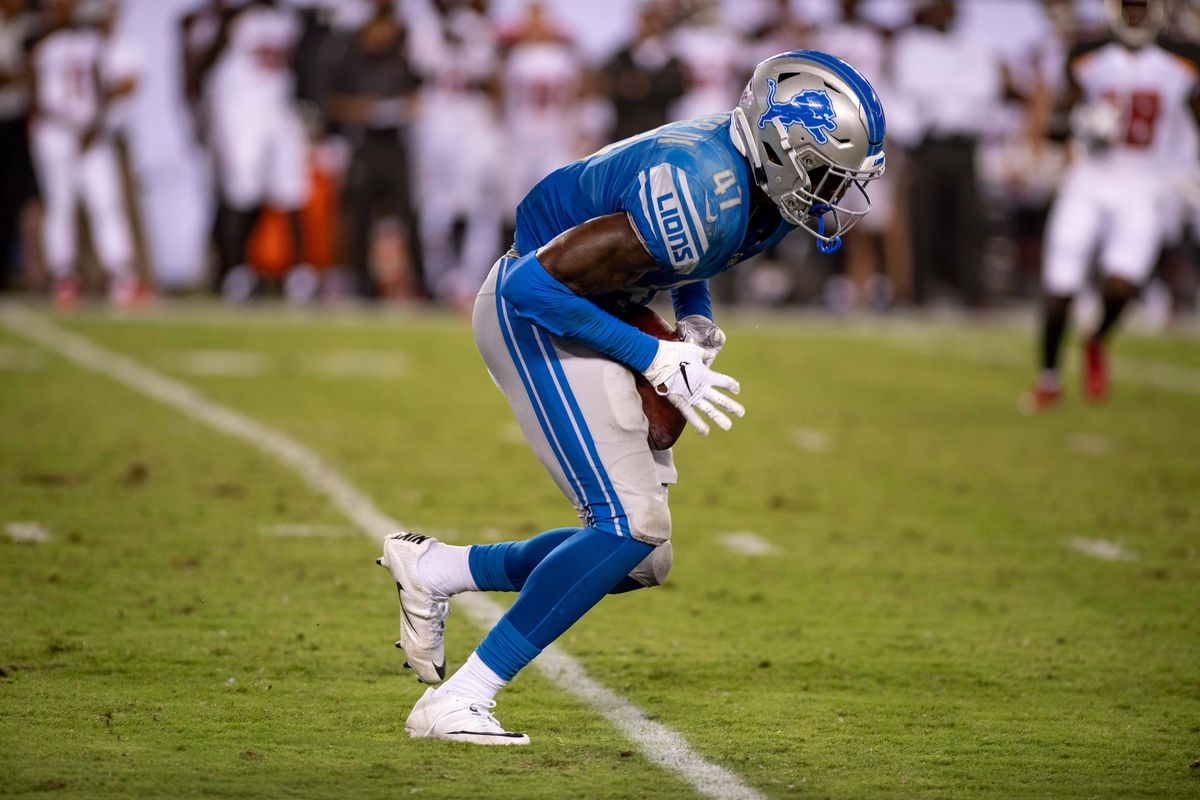 a2a47bf6958 Breaking down expectations of Detroit Lions  2018 draft class in Year 2