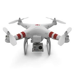 """Phantom DJI: $479 """"The DJI Phantom is a pilotable drone for photographers – and it's addictive. Unlike similar devices, it's easy to set up and outfitted to fly as soon as it's unboxed. You can send it out solo or mount a GoPro camera and use it to surve"""