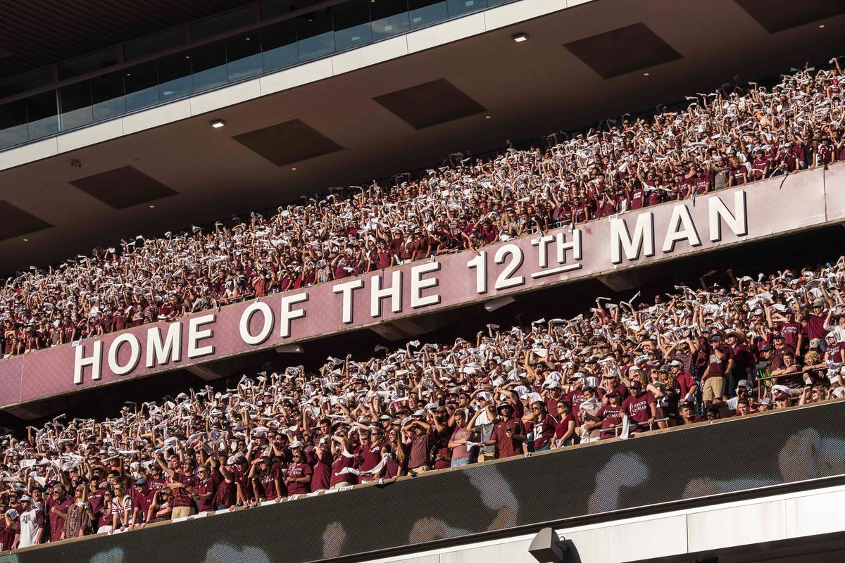 Kyle Field And The Myth Of Home Field Advantage Good Bull