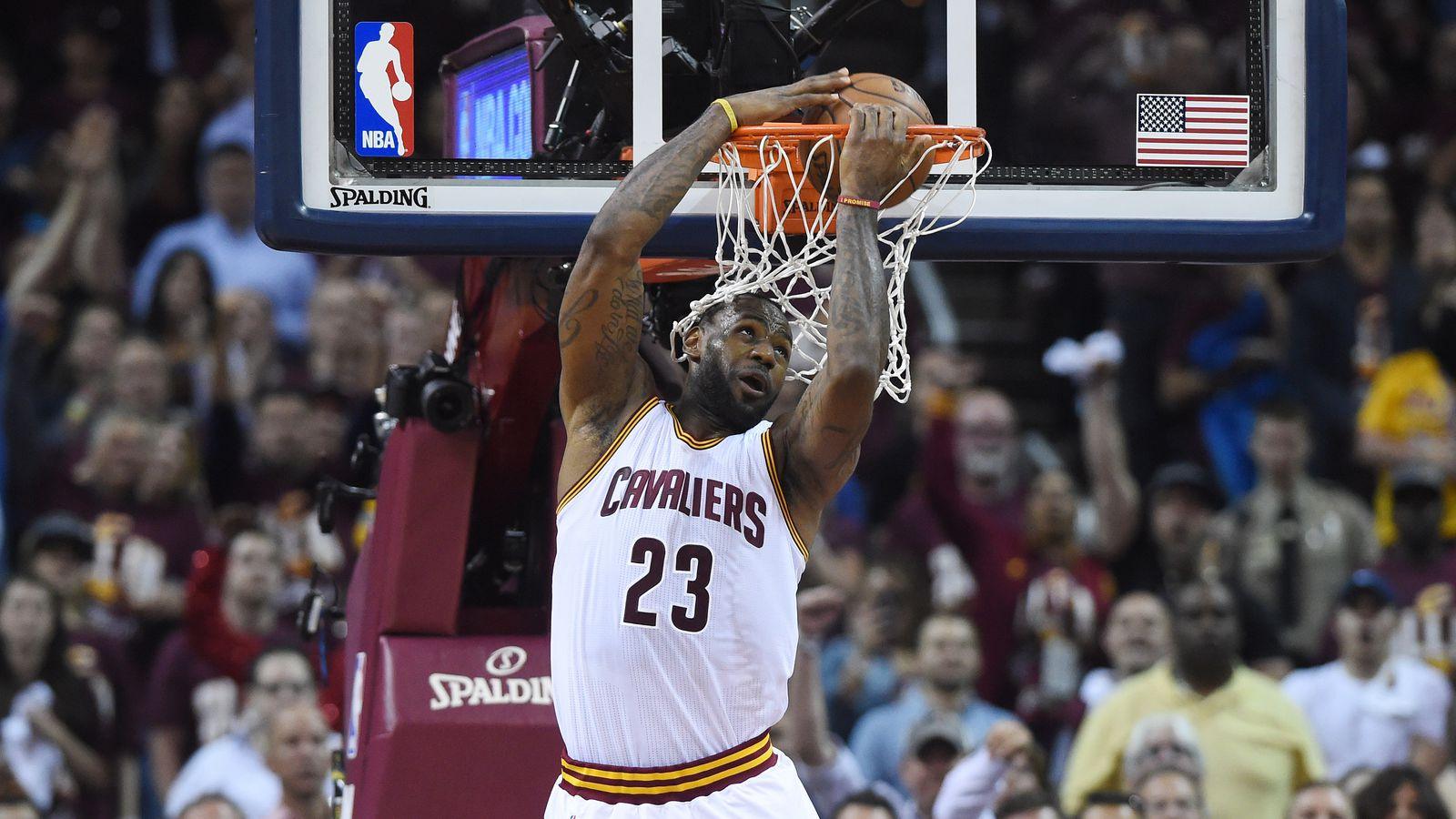 Warriors vs. Cavaliers 2016 final score: Cleveland breathes life into NBA Finals with 120-90 win ...