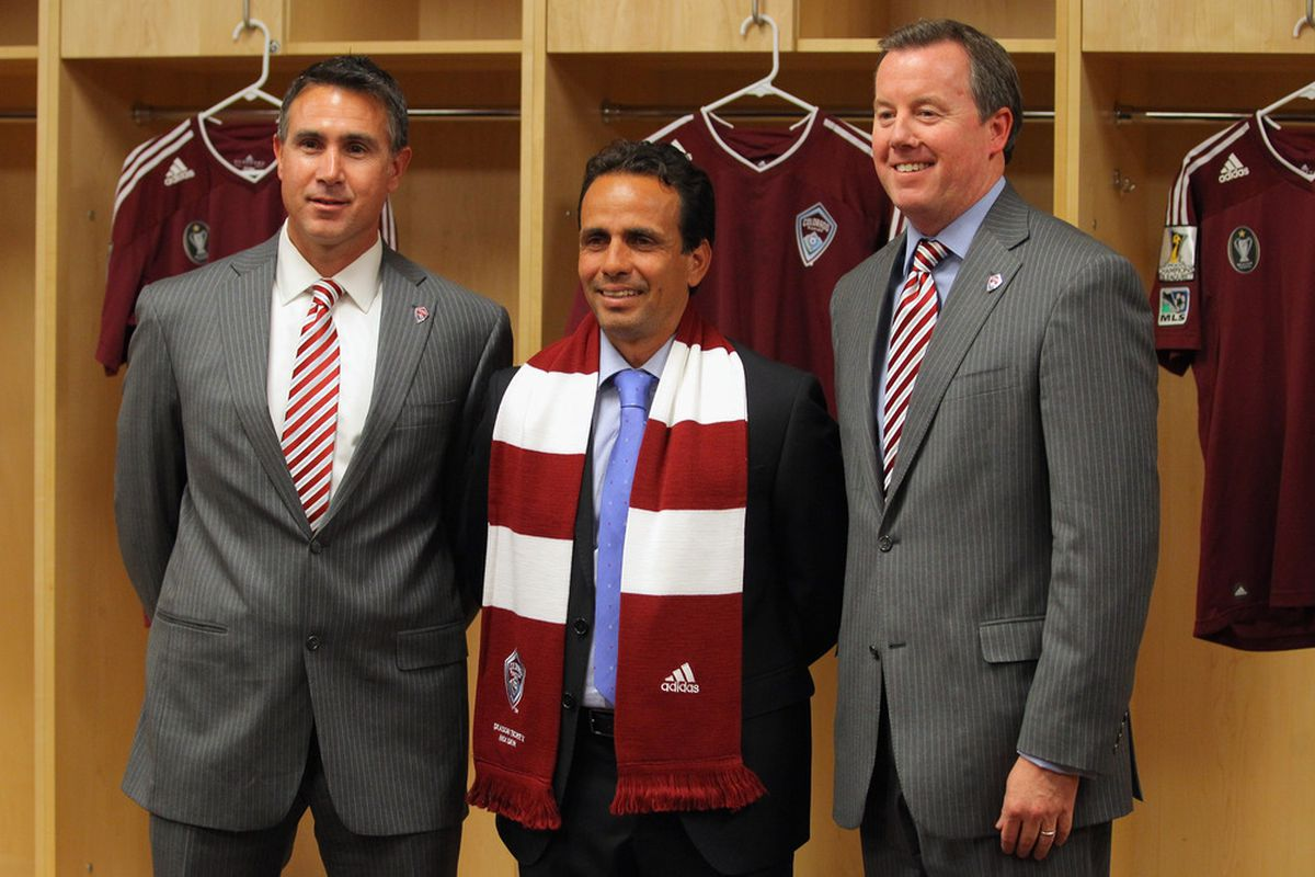 The switch from Gary Smith to Oscar Pareja hasn't been a smooth one by any means.
