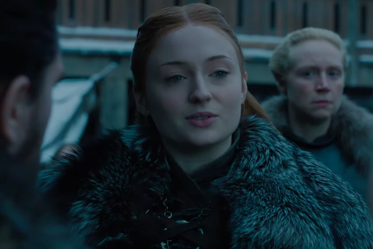 Game Of Thrones Season 8 Footage Reveals Sansa And Dany S Alliance