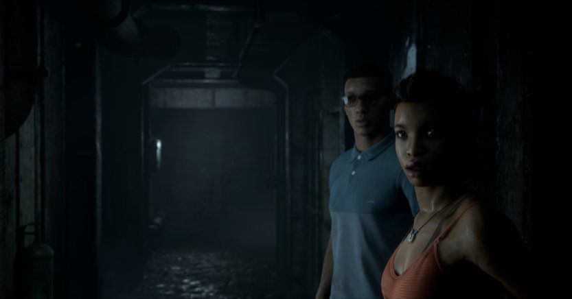 Until Dawn team reveals The Dark Pictures Anthology of
