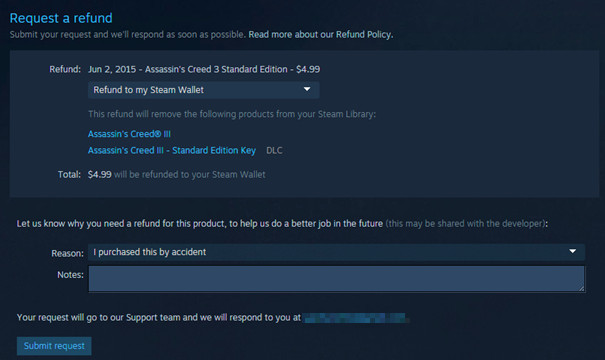Steam refunds: Does Valve win either way? - Polygon