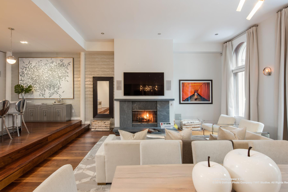 Bethenny Frankel lists her renovated Soho apartment for $5.25M ...