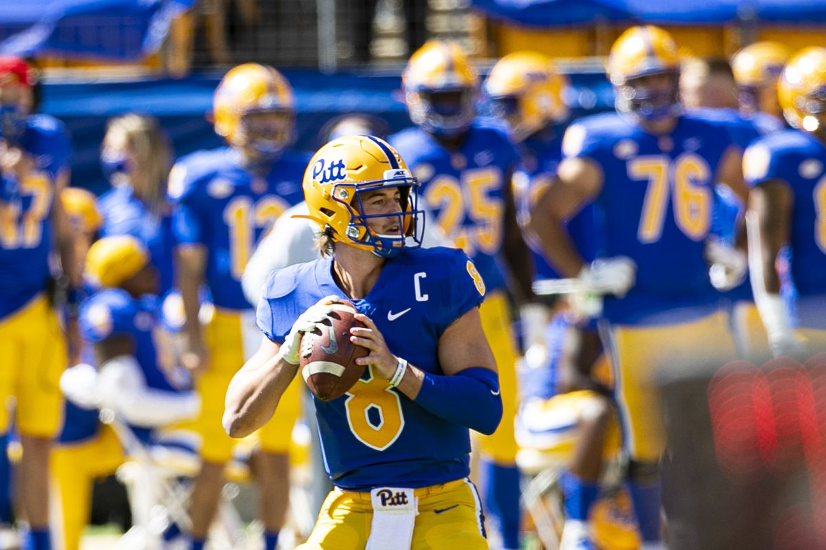 Opponent Breakdown: Pitt Panthers Offense - Card Chronicle