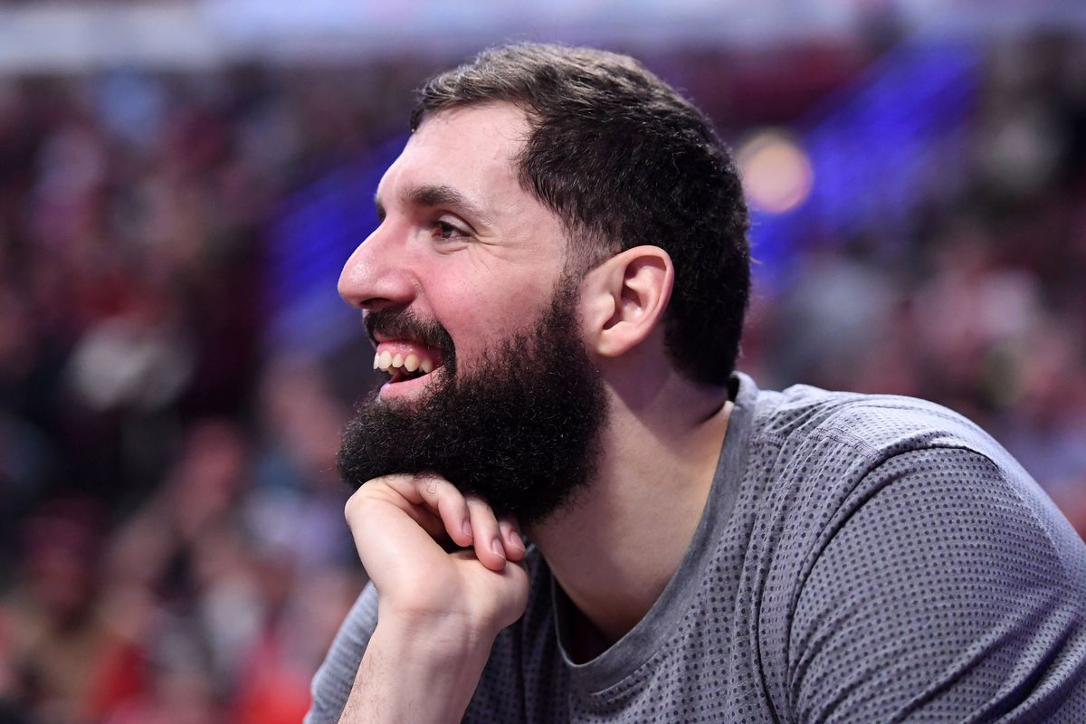 Nikola Mirotic agrees to return to Bulls