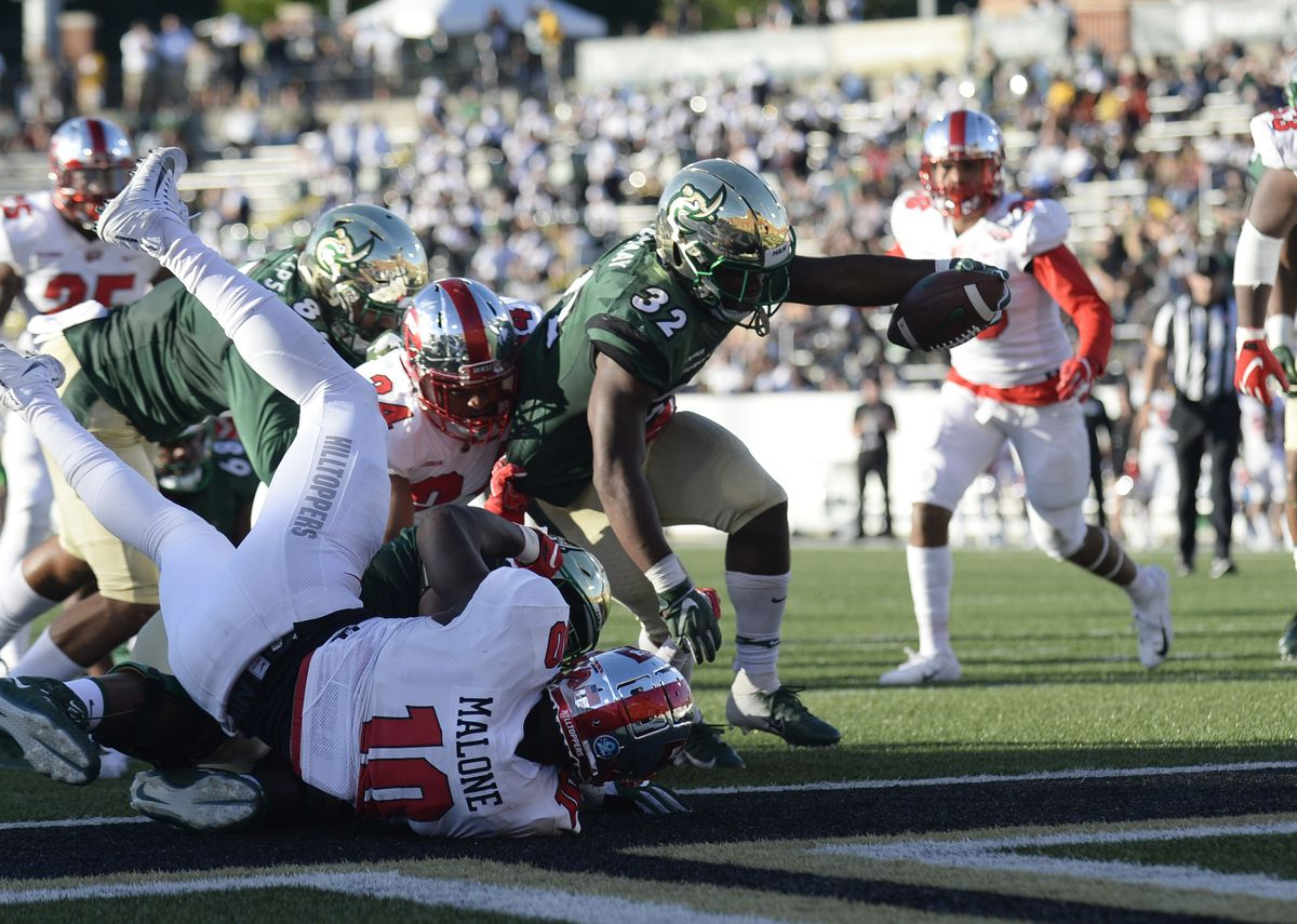COLLEGE FOOTBALL: OCT 13 Western Kentucky at Charlotte