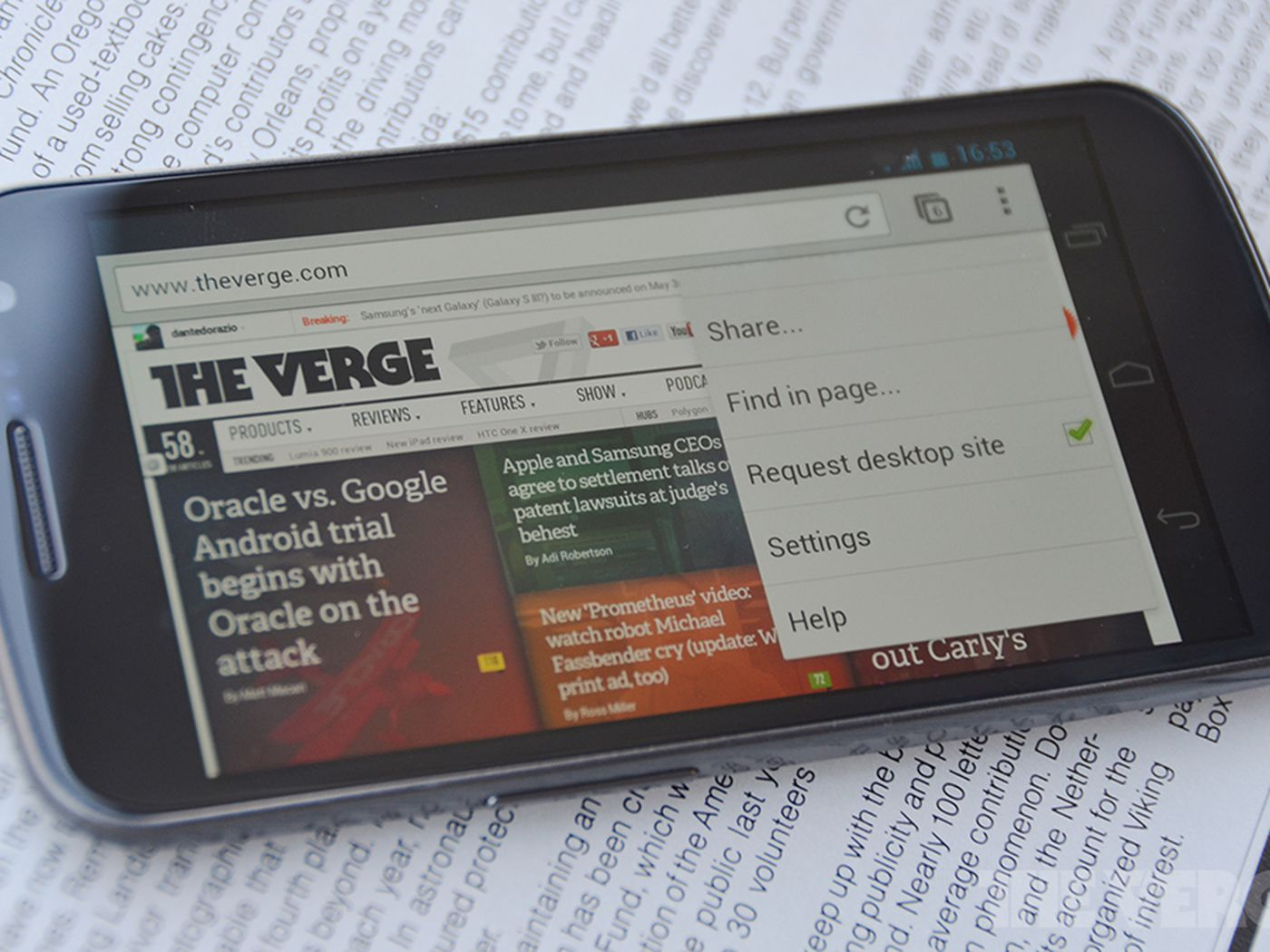 Chrome Beta for Android goes international, pins bookmarks to the