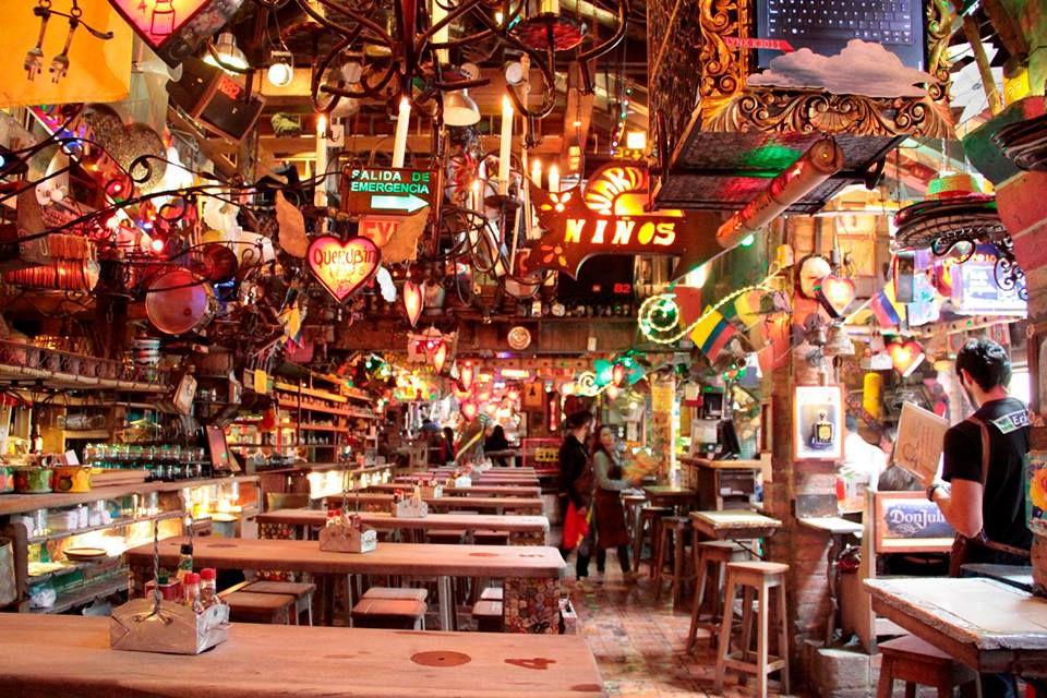 The 30 Best Restaurants In Bogotá