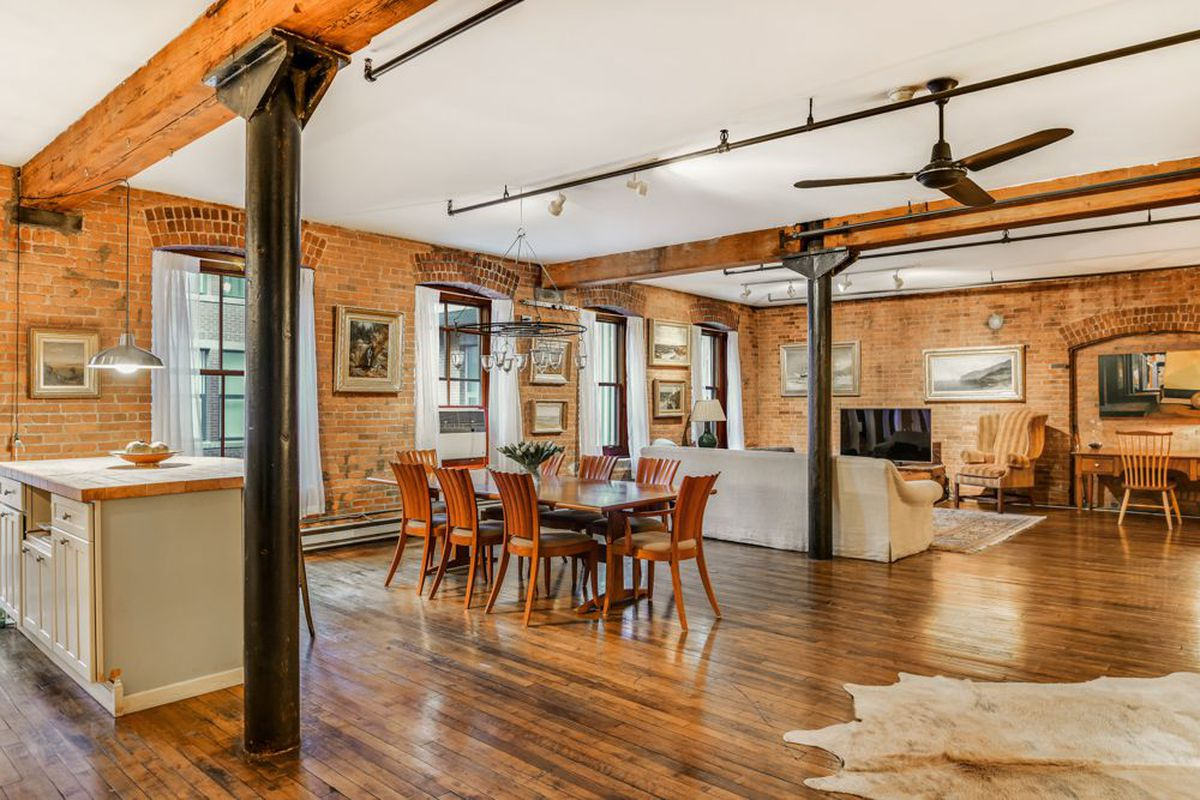 For a classic tribeca loft with room to renovate for Tribeca loft for sale