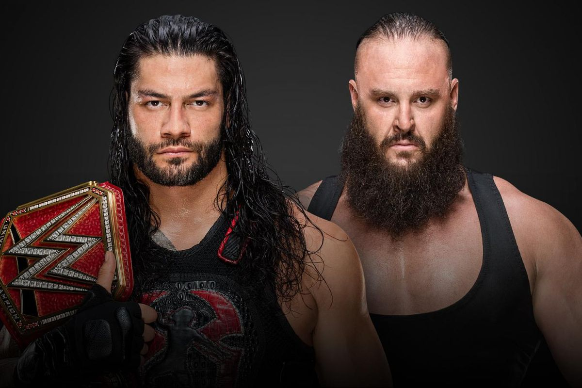 WWE Hell In A Cell 2018 Match Card, Rumors