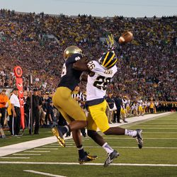 """""""Not so funny when it happens to YOU, is it, Michigan?""""--GG"""