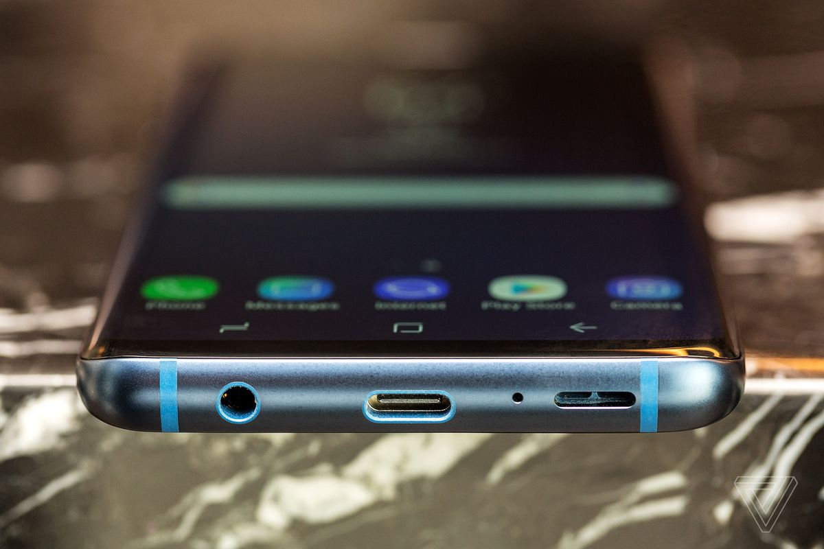 Samsung galaxy s9 headphone jack