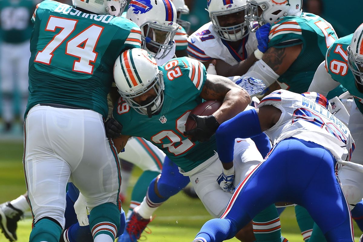 separation shoes 448a8 daa27 Arian Foster retires from Miami Dolphins, NFL effective ...