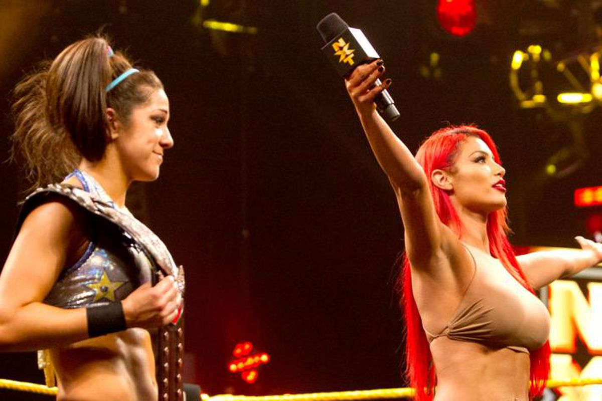 Eva Marie Was Fun To Wrestle With, Says Top WWE Superstar 1