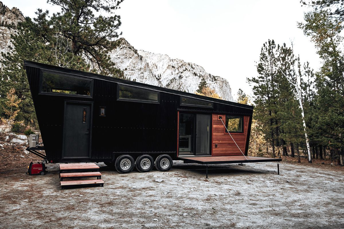 Tiny houses designs from 2018 - Curbed
