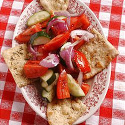 Bucca di Beppo's Tomato Salad