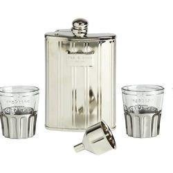 Rag & Bone flask and shot glasses - $14.99 and $9.99 (50% off)