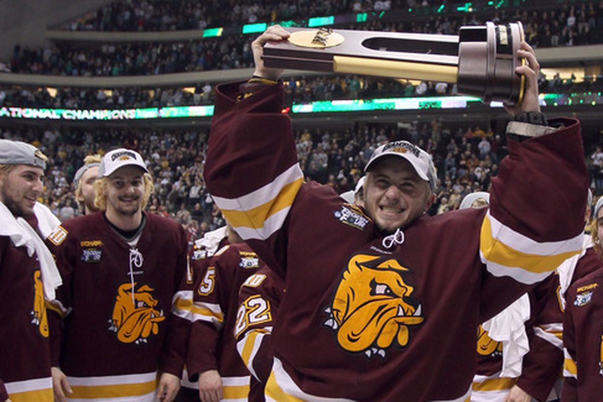 Reiter stopped 41 shots Sunday, with considerably less reward than his 2011 NCAA run.