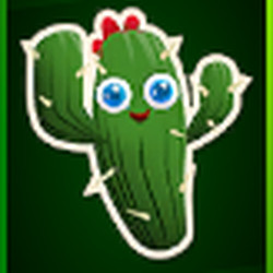 Prickly, unlocked at level 24