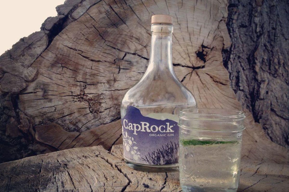 Cap Rock Gin
