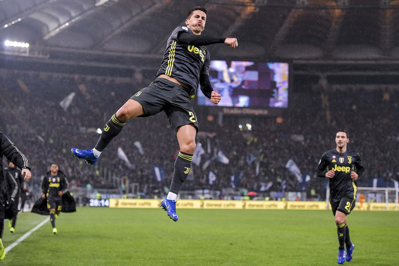 Juventus 2 - Lazio 1: Initial reaction and random observations