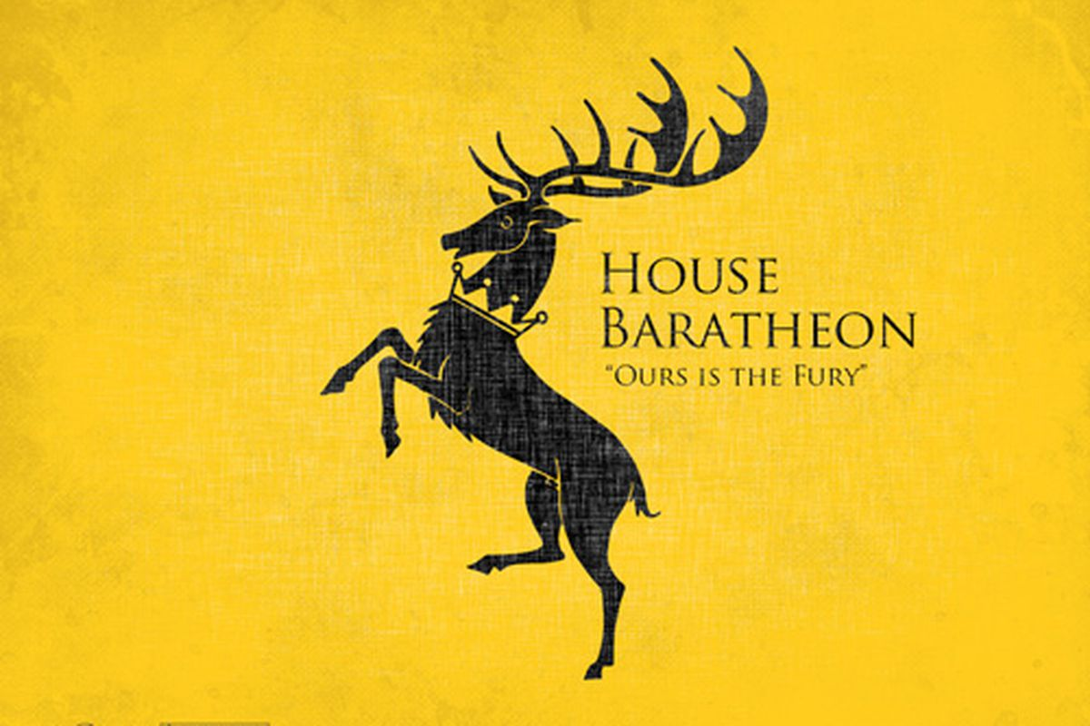 """Baratheon sigil wallpaper via <a href=""""http://www.hbo.com/game-of-thrones/inside/extras/download/house-wallpapers.html"""">HBO</a>"""
