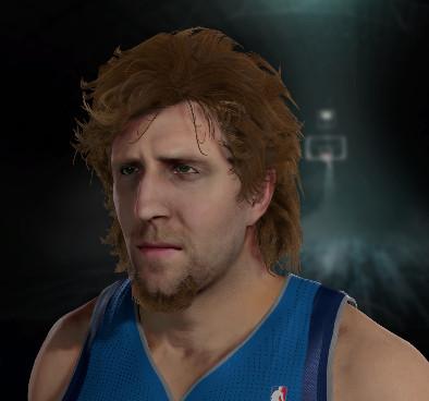Dirk is david bowie