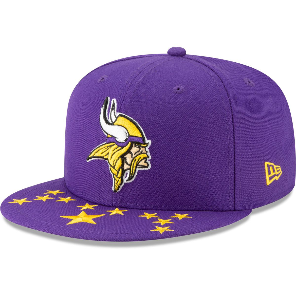 new arrival 9949f cd3cc Minnesota Vikings On Stage Official 59FIFTY Hat for  37.99 Fanatics