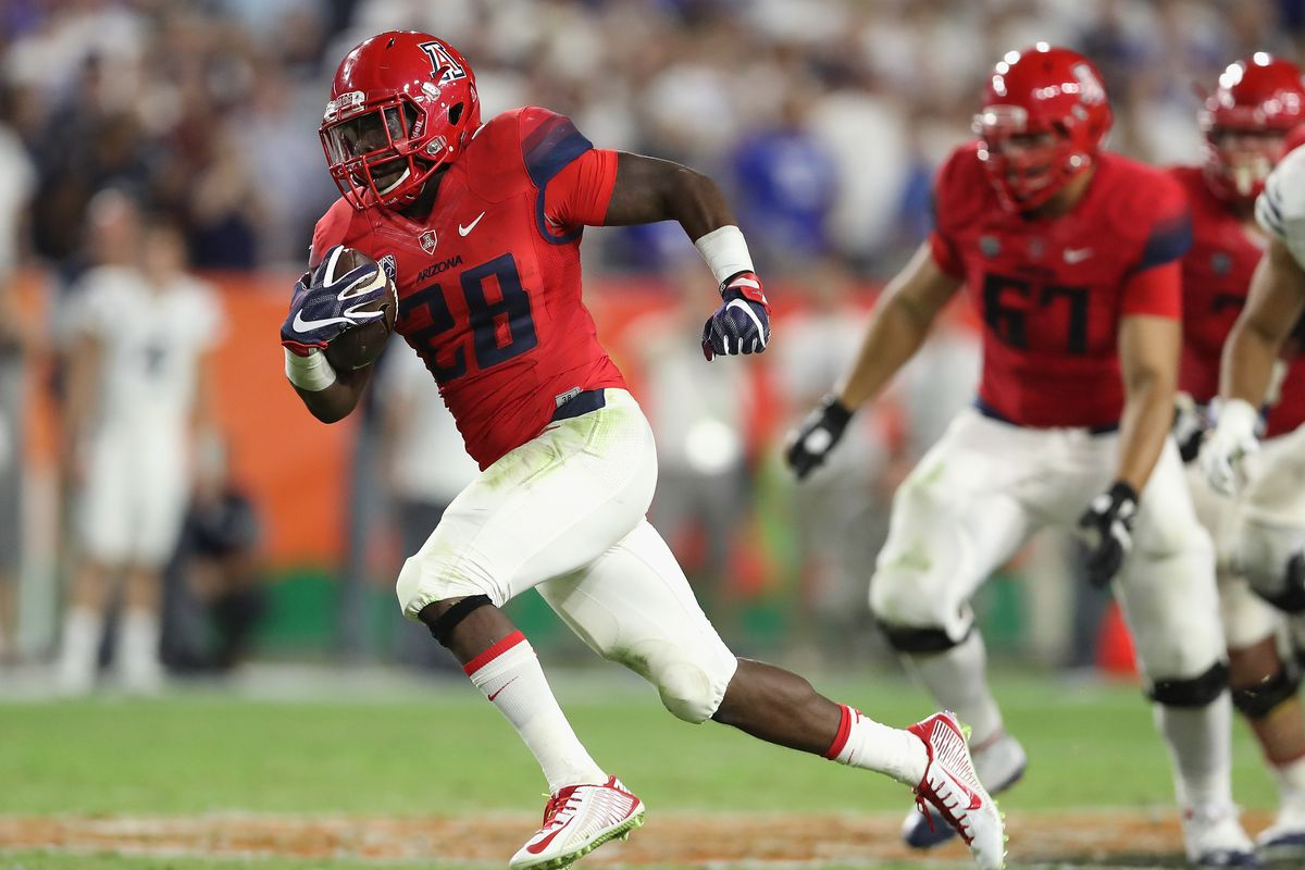 Arizona football: Nick Wilson changes diet, takes up yoga to