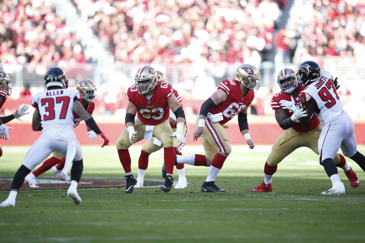 49ers/Rams inactives: Mike Person is active