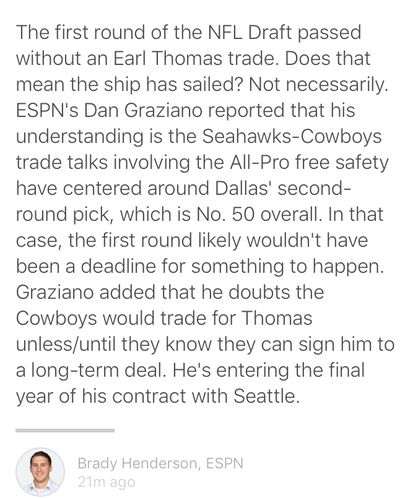 Seahawks check two boxes, uncheck two others in draft's first round