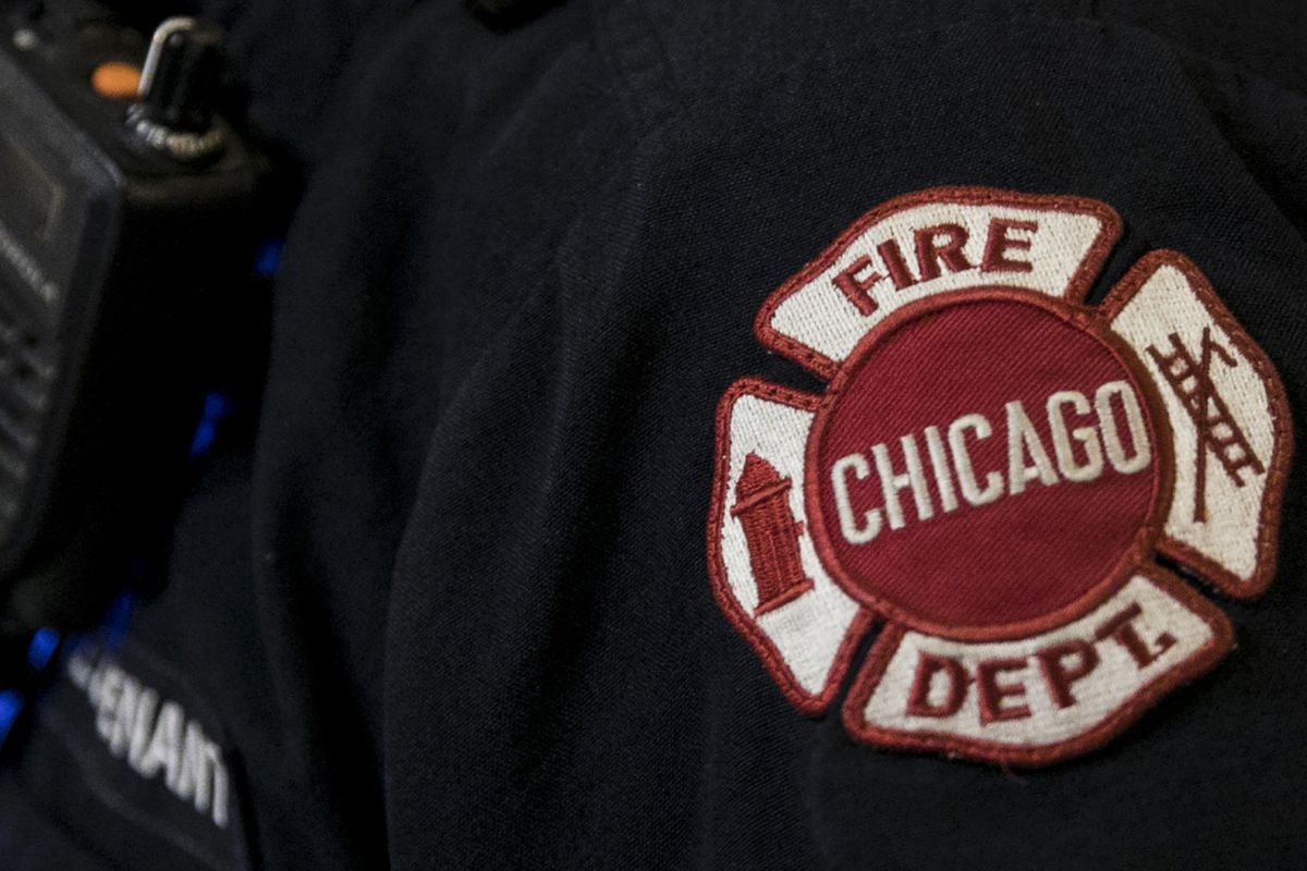 Thirteen people were displaced after a fire Oct. 3, 2019, in Chinatown.