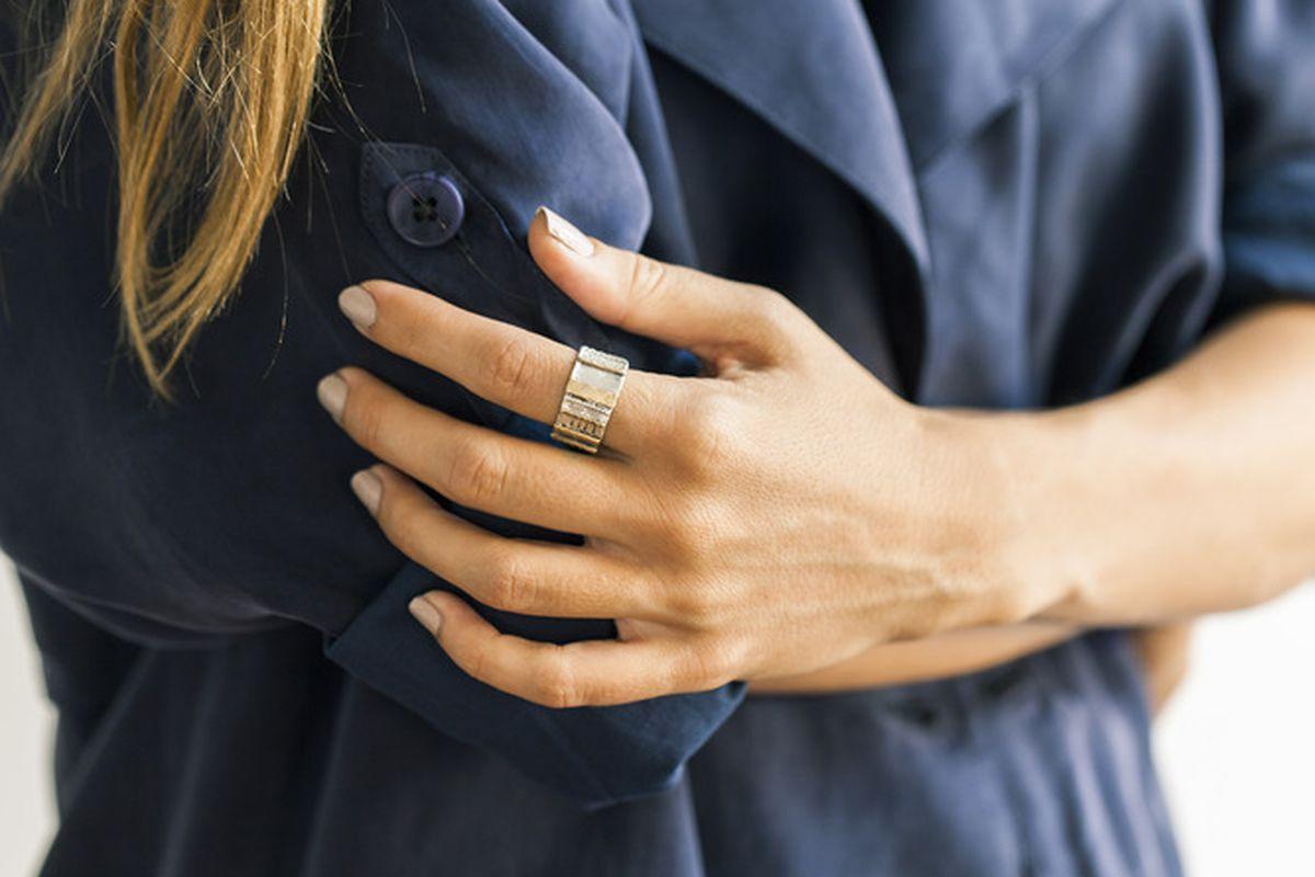 "Artasan Lucis Ring, <a href=""http://www.ofakind.com/shop/product/2778-LUCIS-RING"">$130</a> on OfAKind.com"