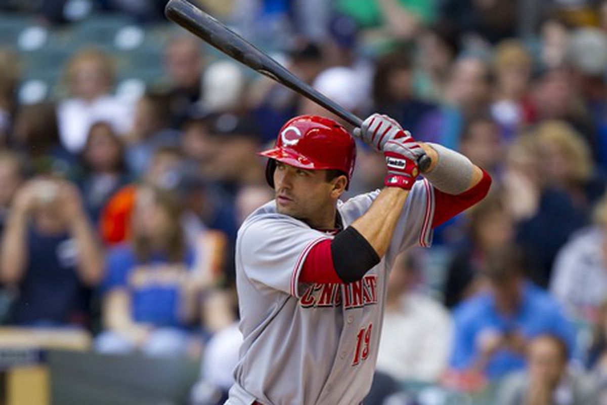Joey Votto crushes top tier pitching