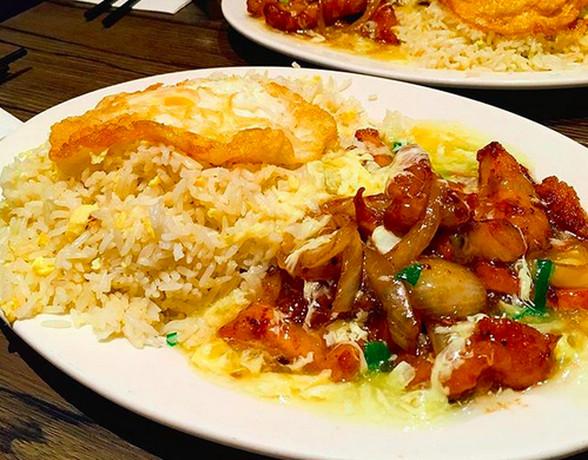 Best restaurants in Chinatown London: Old Town 97