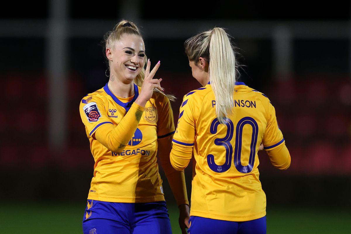 Birmingham City Women v Everton Women - Barclays FA Women's Super League