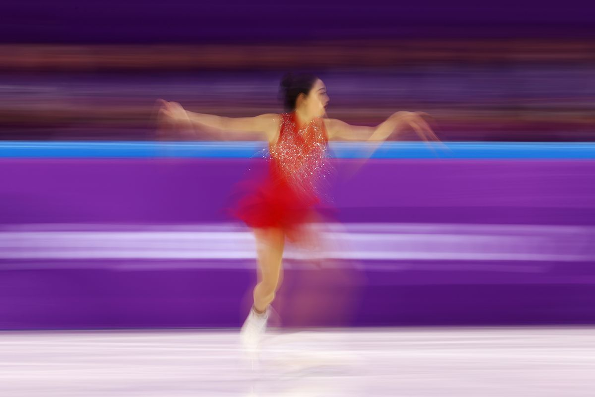 Mirai nagasus triple axel made us figure skating history at photo by dean mouhtaropoulosgetty images figure skating winter olympics day 3 jeuxipadfo Image collections