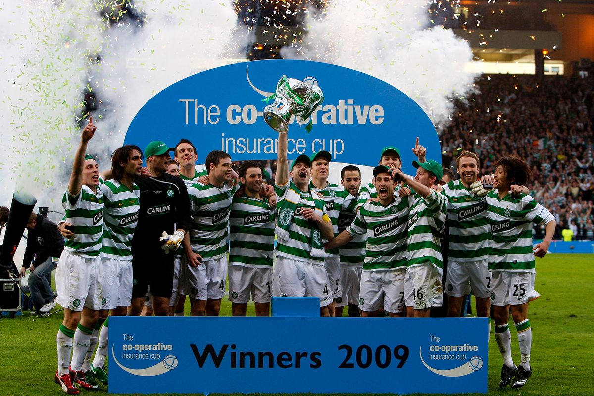 Celtic v Rangers - CIS Insurance Cup Final