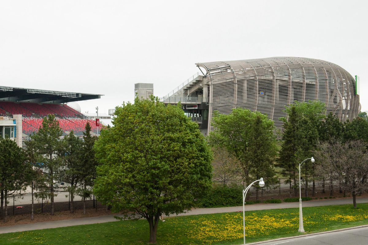 Soccer: TD Place Stadium Women's World Cup venue