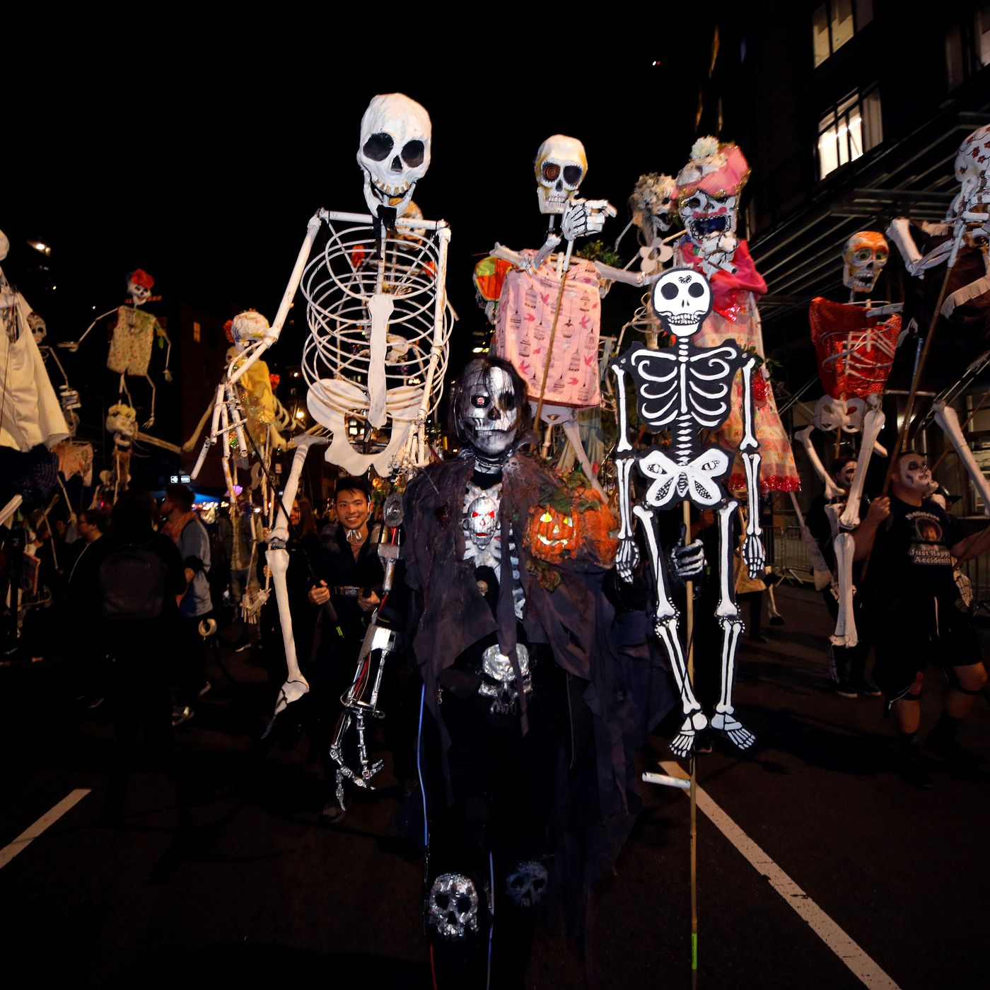 Nyc Halloween Parade 2019 Route Street Closures And More Curbed Ny