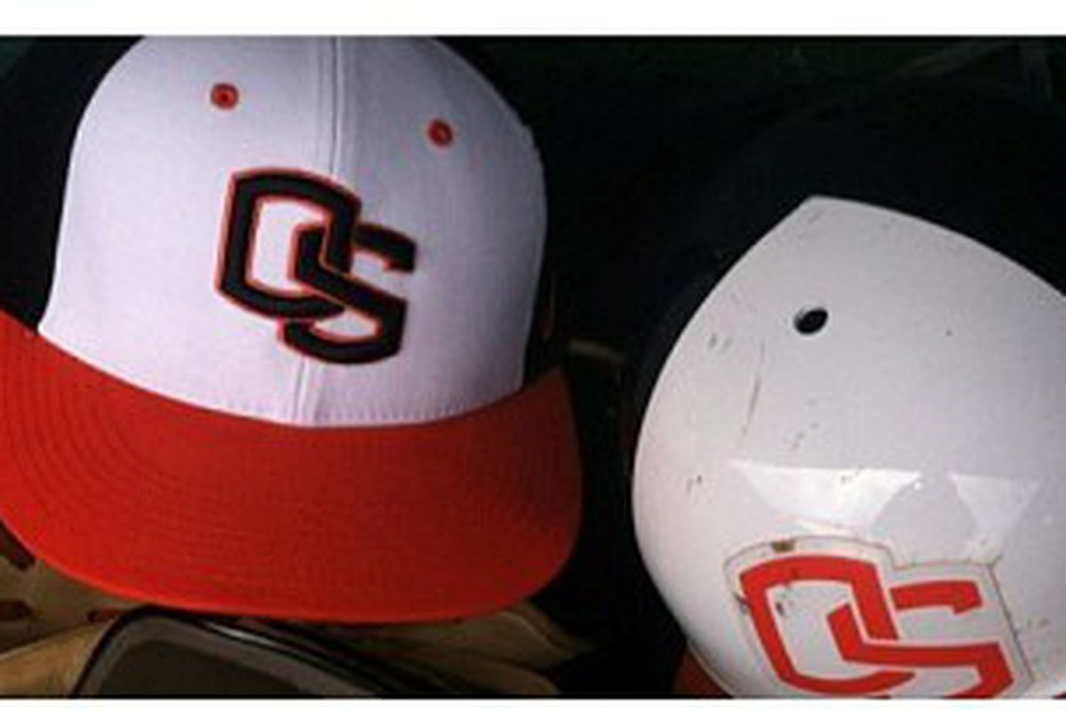Oregon St. stayed at #4 in this week's Baseball America poll.