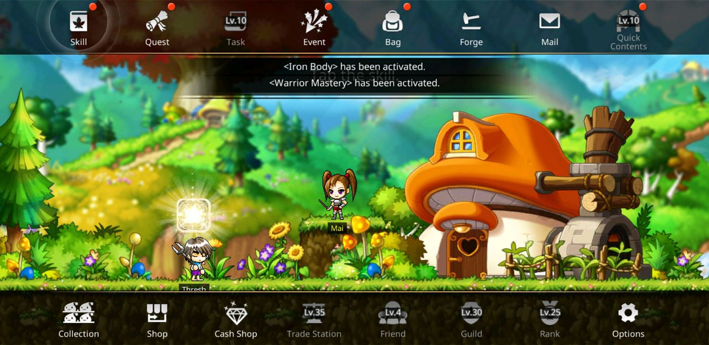 MapleStory gets an extra life with a mobile game and 3D