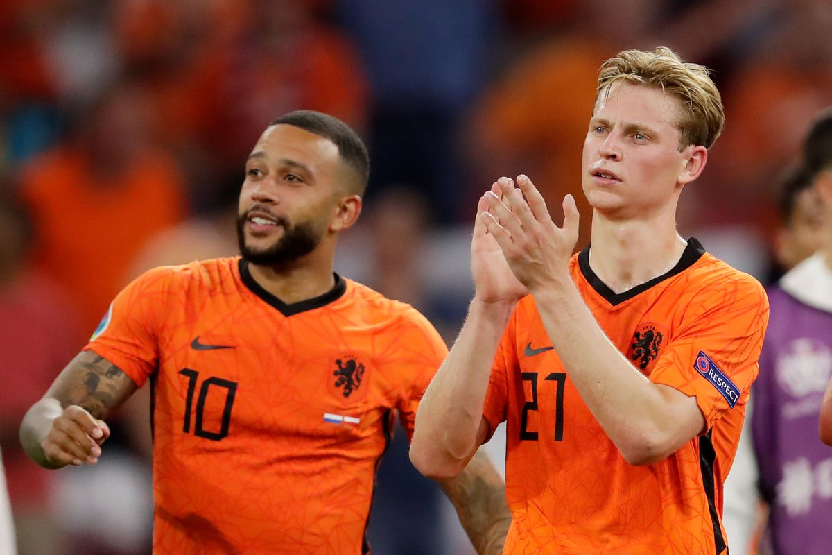 Netherlands vs Czech Republic, Euro 2020: Live blog, goals, highlights,  updates - Barca Blaugranes