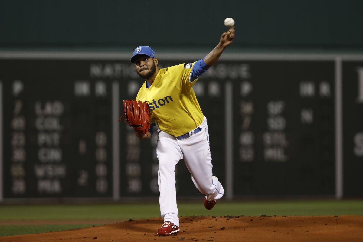 New York Mets v Boston Red Sox