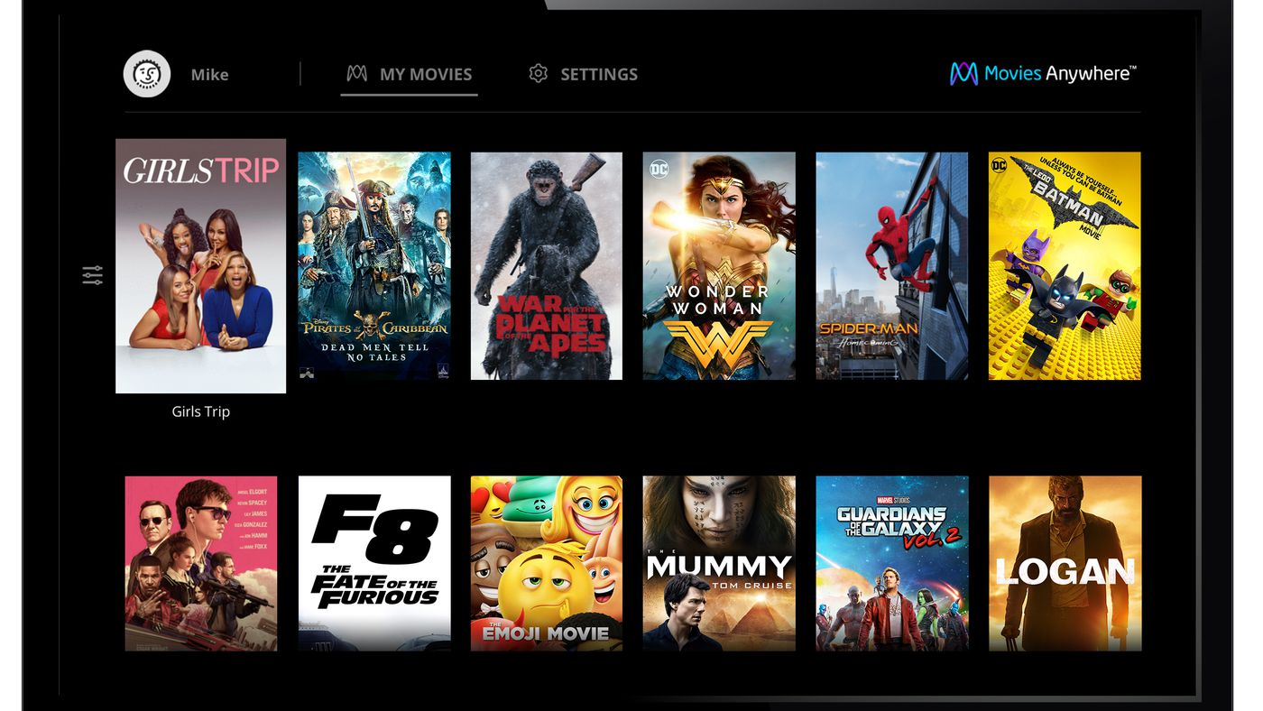 Movie  >> Hollywood Studios Join Disney To Launch Movies Anywhere Digital