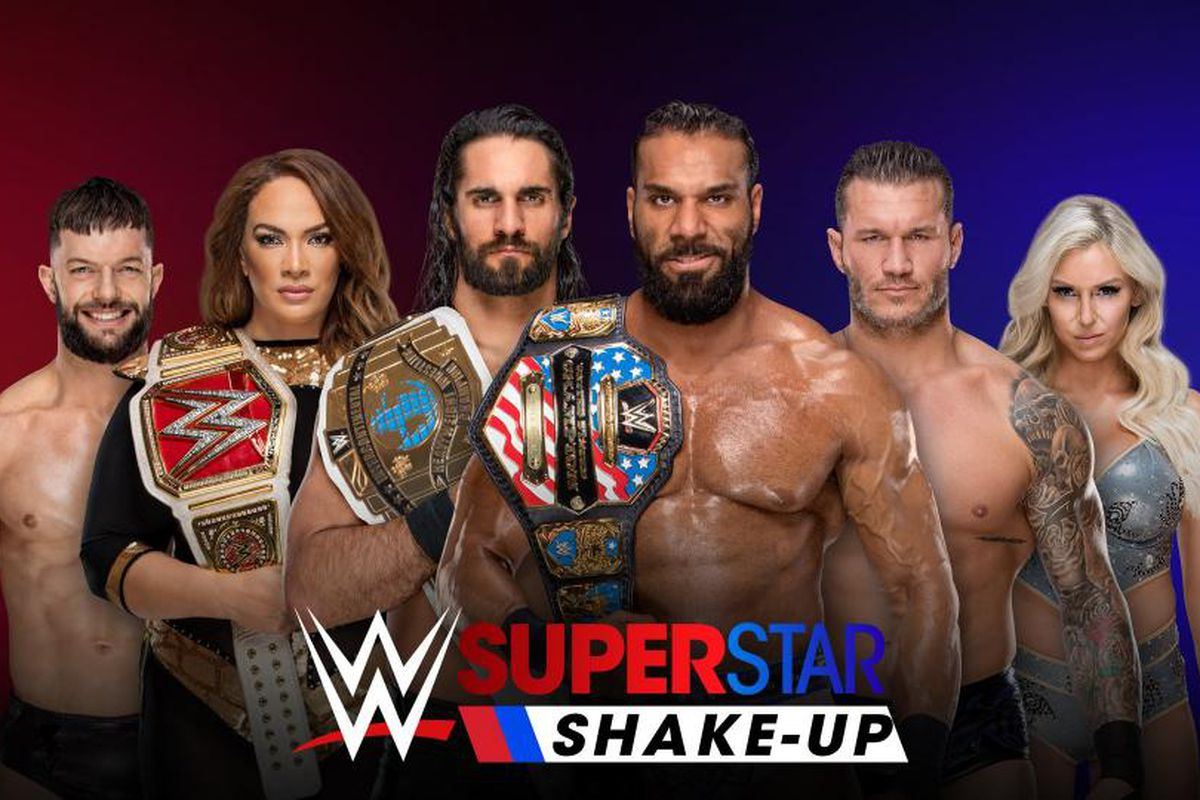 Wwe Raw Results Live Blog April 16 2018 Superstar Shakeup Day