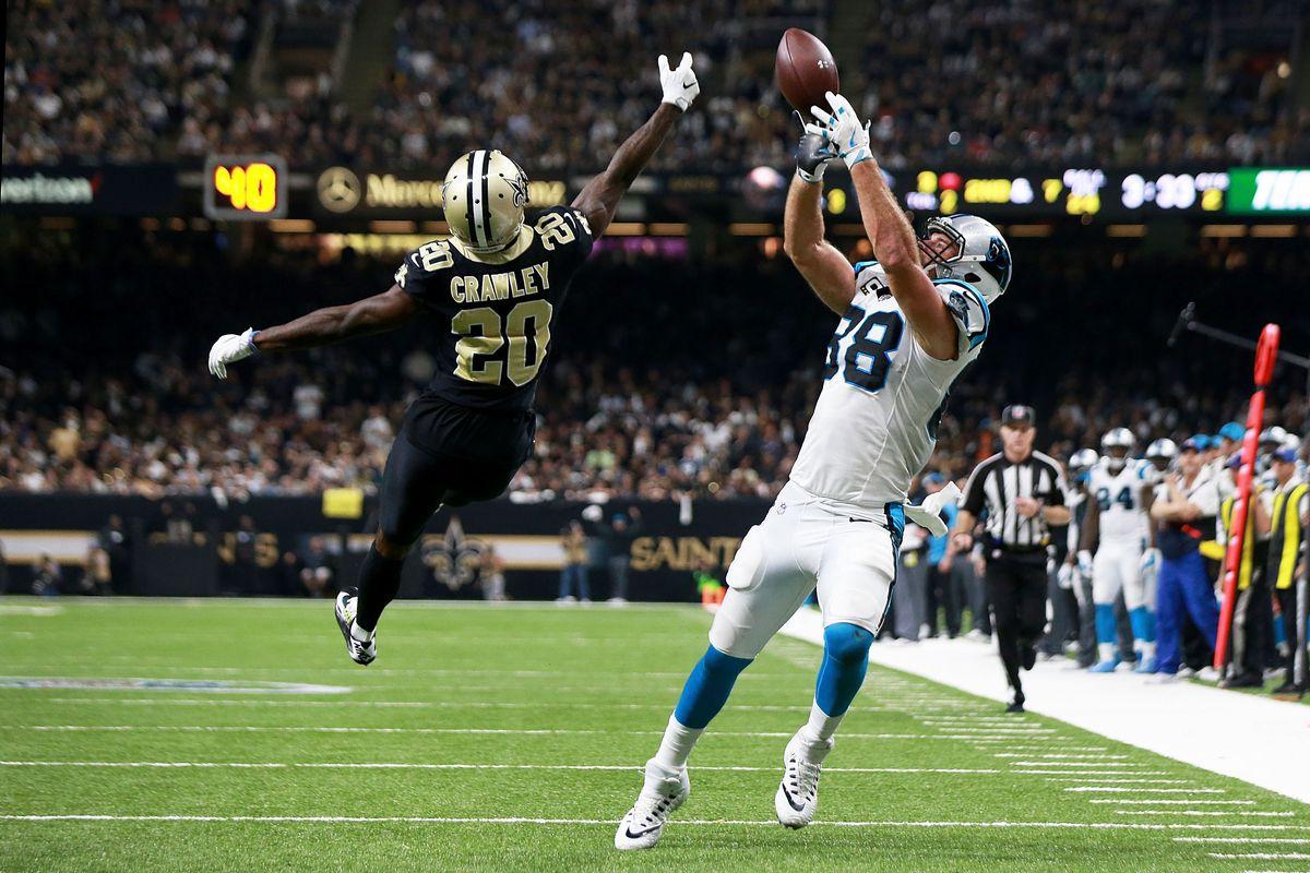 Wild Card Round - Carolina Panthers vs New Orleans Saint